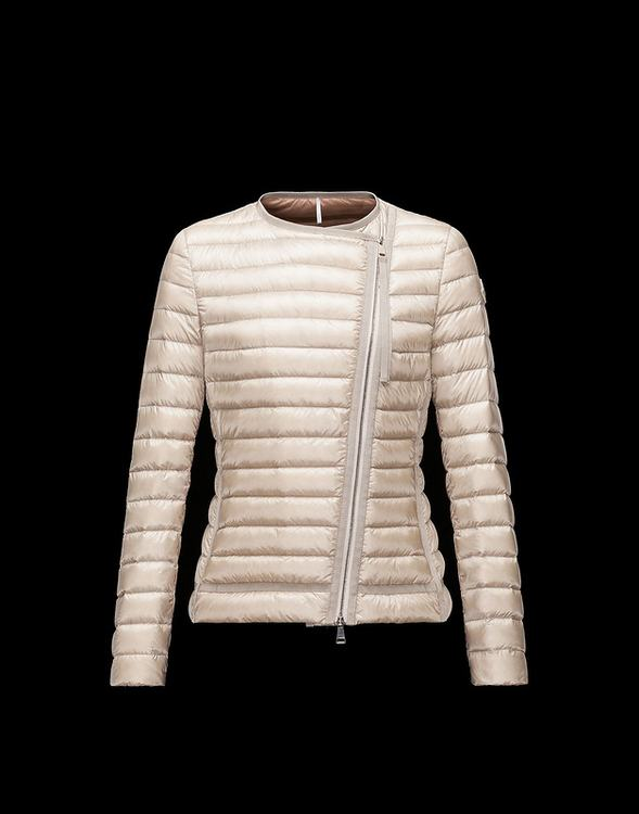MONCLER AMY Women Beige