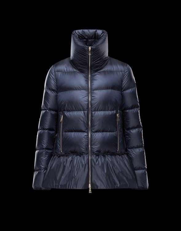 MONCLER ANET Women Blue