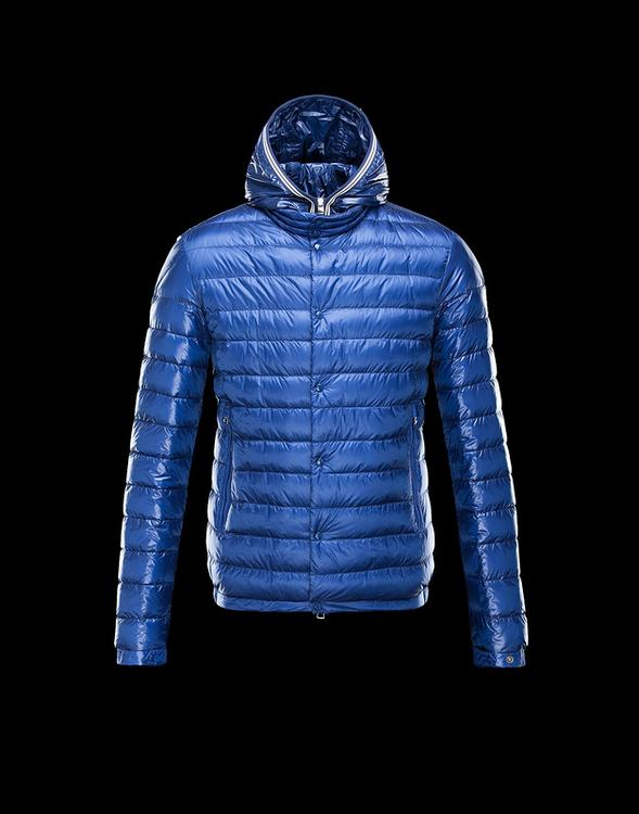 MONCLER ANTHONY Men Blue