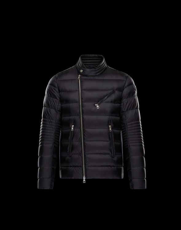 MONCLER AUBIN Men Wine Red