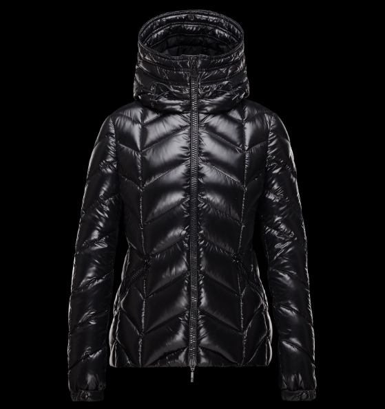 MONCLER BADETE Women Black
