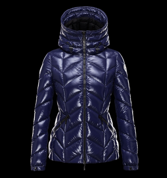 MONCLER BADETE Women Blue