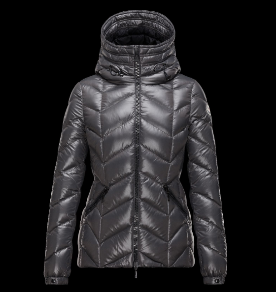 MONCLER BADETE Women Gray