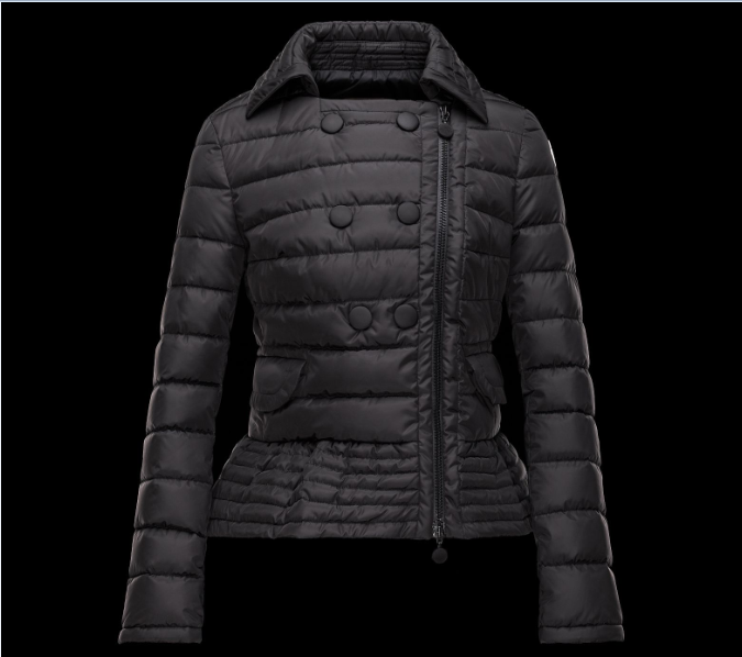 MONCLER BIBER Women Wine Red