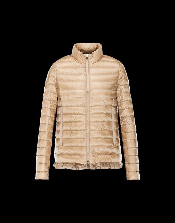 MONCLER BLEIN Women Yellow