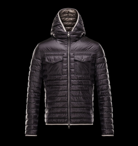 MONCLER CLOVIS Men Wine Red