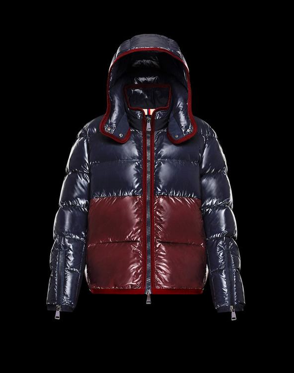 MONCLER COTINUS Men Red Blue