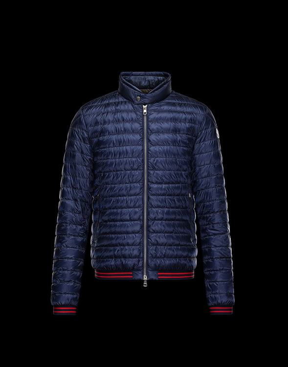 MONCLER DAIDS Men Blue