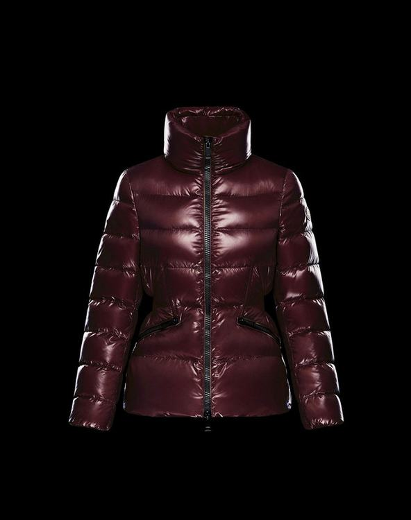 MONCLER DANAE Women Drak Red