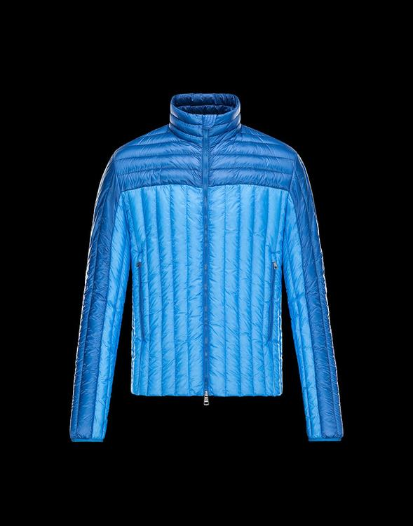 MONCLER DARCET Men Blue