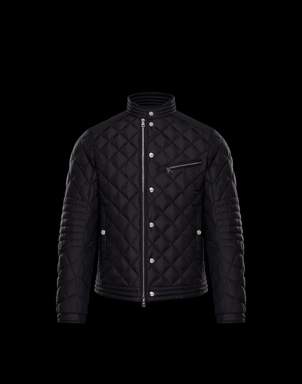 MONCLER FRED Men Black
