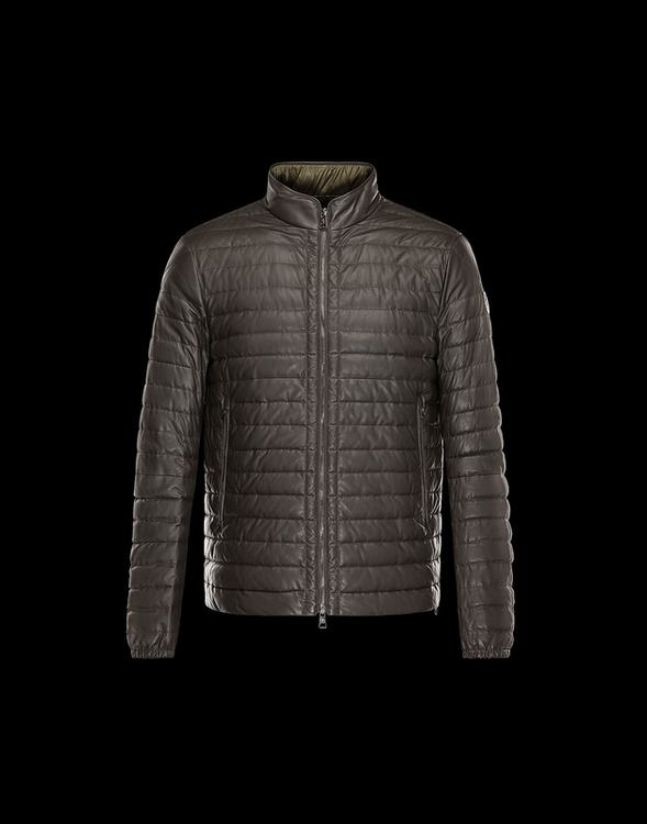 MONCLER GESLIN Men Brown