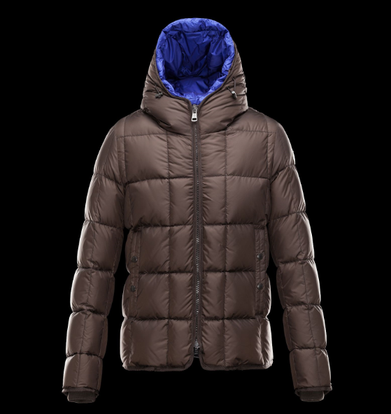 MONCLER GIBRAN Men Dull Red
