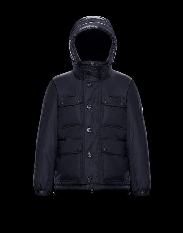 MONCLER JOVET Men Blue