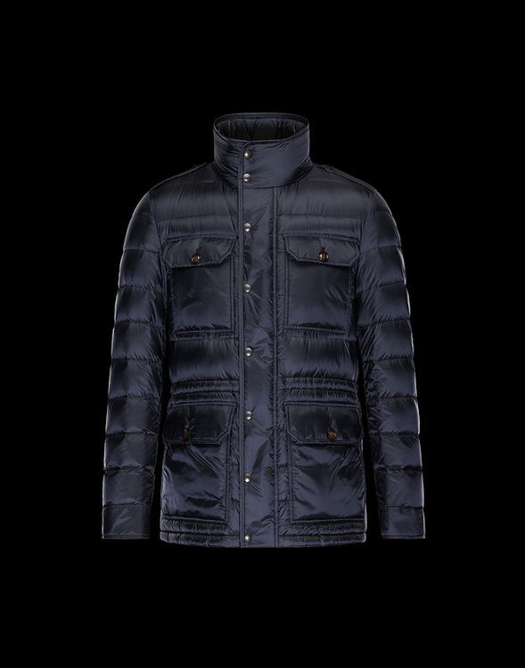 MONCLER LAURENT Men Blue