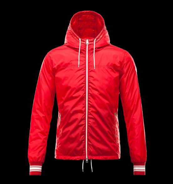 MONCLER LEANDRE Women Red