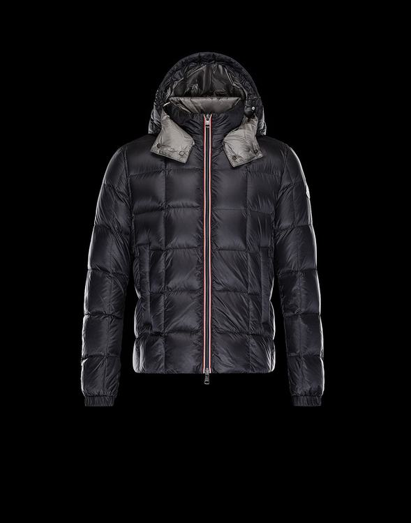 MONCLER LEFRANC Men Black