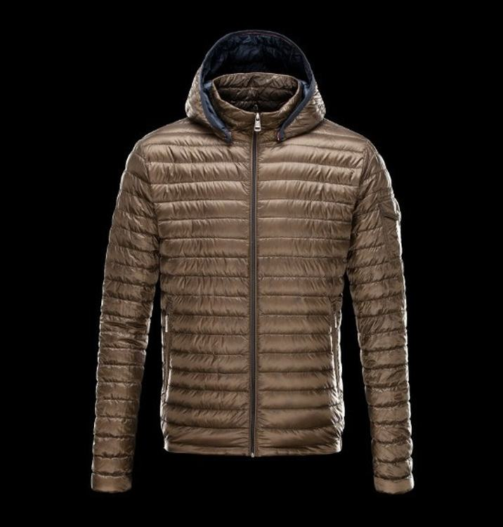 MONCLER LIONEL Men Brown