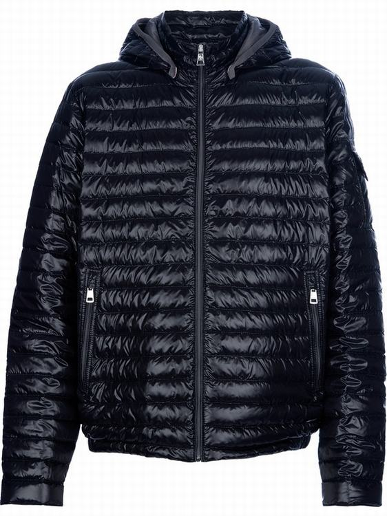 MONCLER LIONEL Men Drak Blue