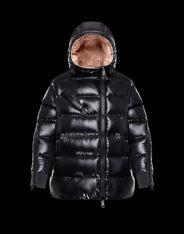 MONCLER LIRIOPE Women Black
