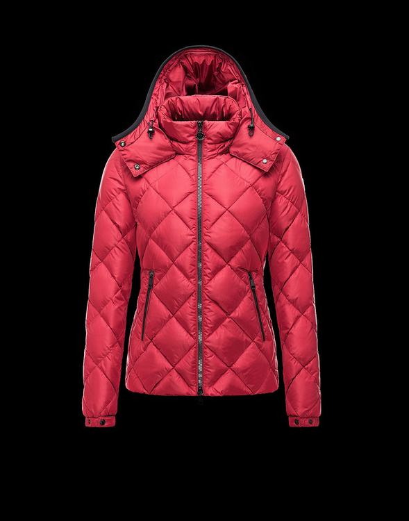 MONCLER MESNIL Women Red