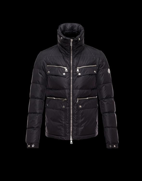 MONCLER PIERCE Men Black