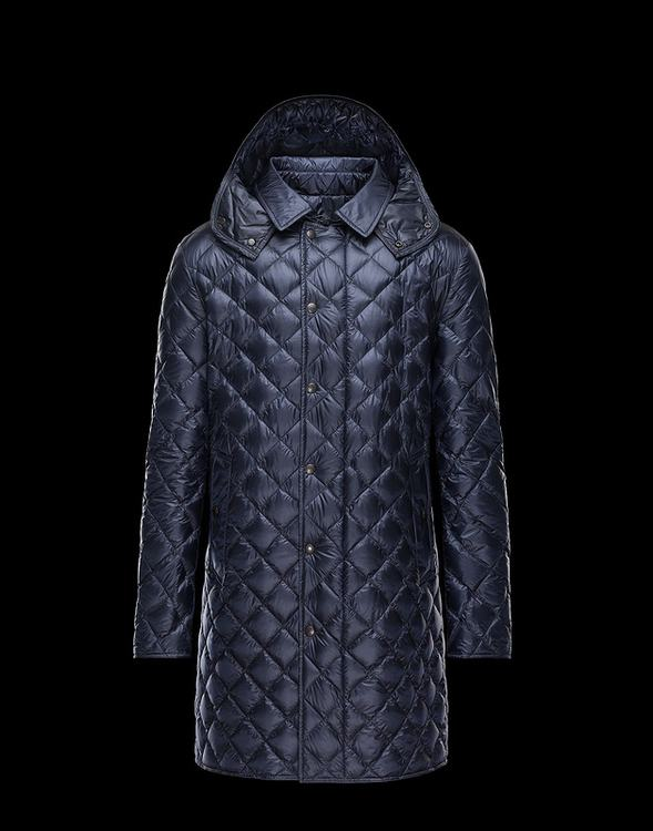 MONCLER PIERRE Men Drak Blue