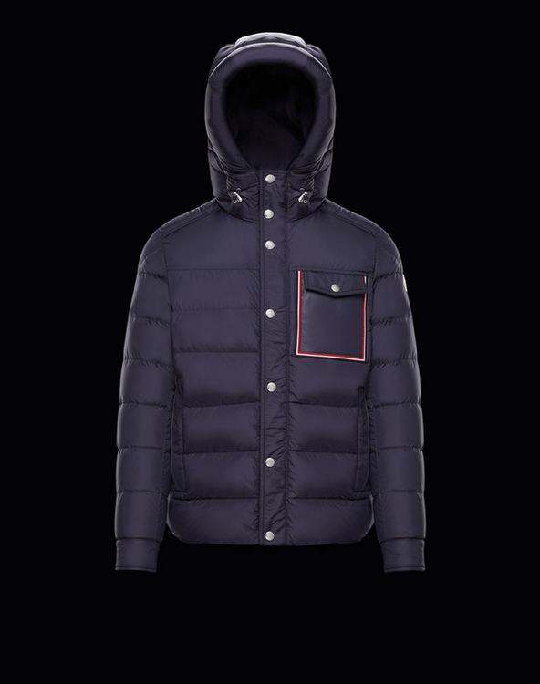 MONCLER PREVOT Men Blue