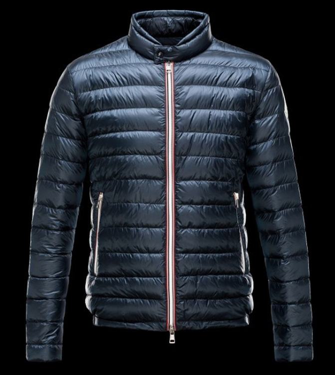 MONCLER RIGEL Men Blue