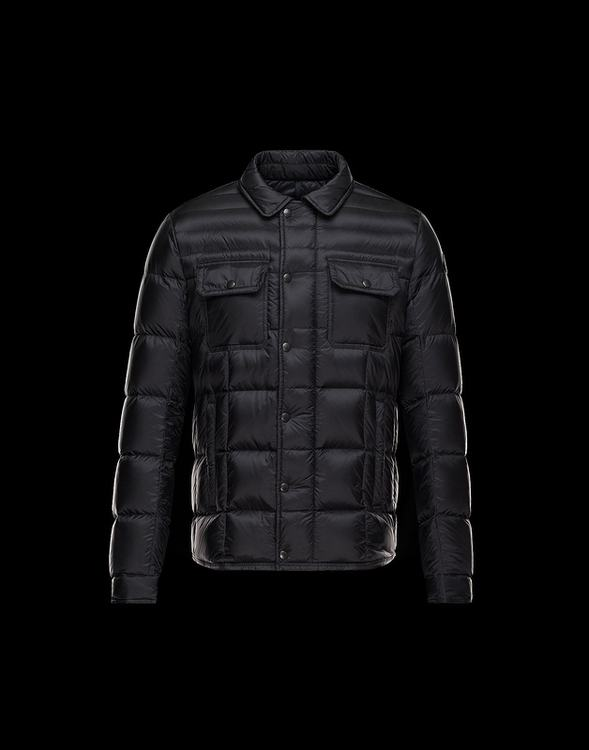 MONCLER ROLLAND Men Black