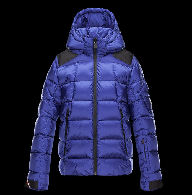 MONCLER SANCY Men Blue