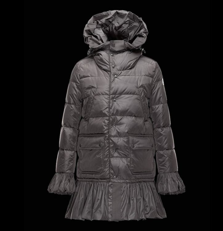 MONCLER SERRE Women Brown