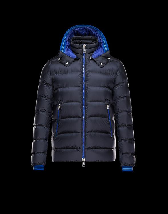 MONCLER THOULE Men Drak Blue