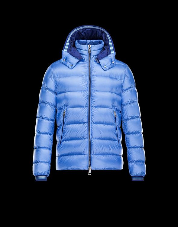 MONCLER THOULE Men Navy