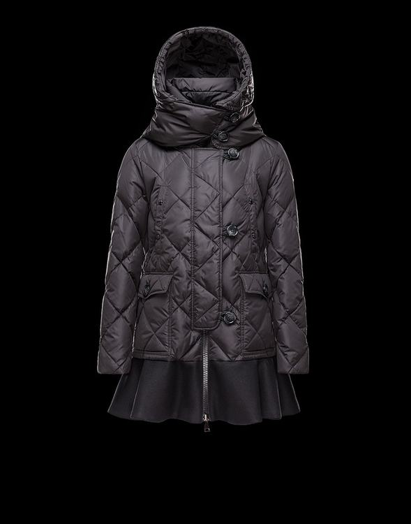 MONCLER VAULOGE Women Dull Red