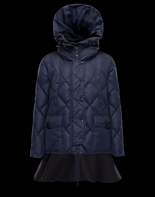 MONCLER VAULOGETTE Women Blue