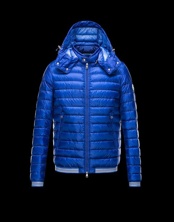 MONCLER VIDAL Men Blue