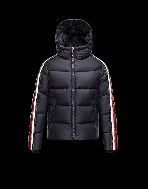 Moncler Odilon Black Men Jacket