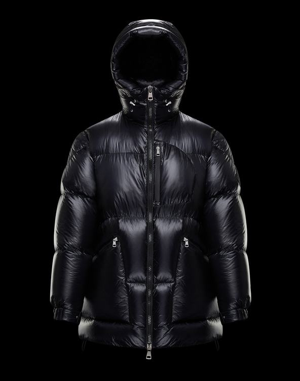 Moncler 1952 + VALEXTRA JOELE Men Jacket Black