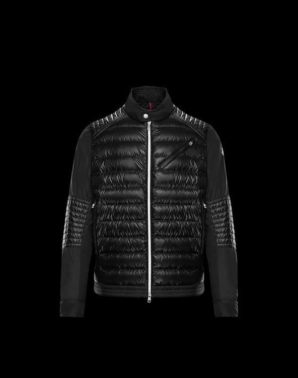 Moncler ANDRIEUX Men Jacket Black