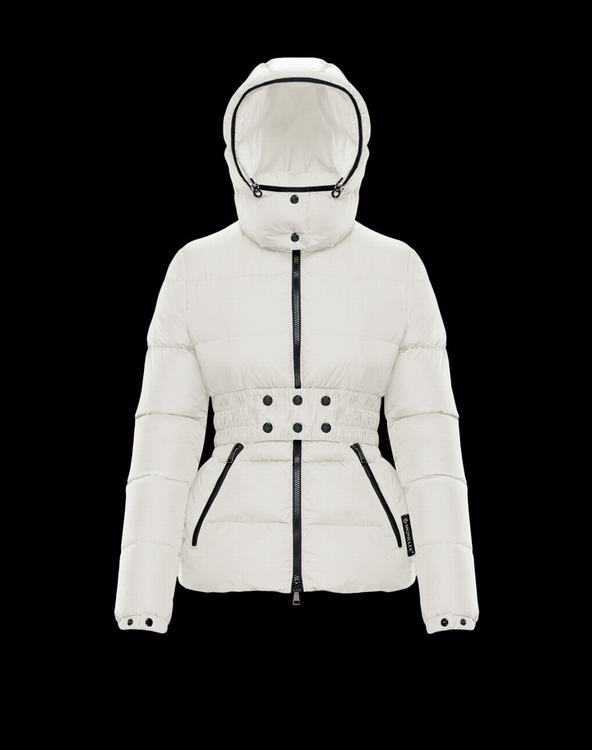 Moncler DON Women Down Jacket White