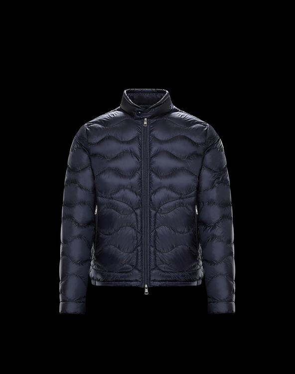 Moncler FABER Men Jacket Blue