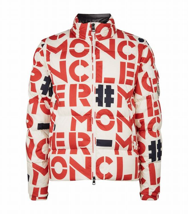 Moncler JEHAN Men Down Jacket White