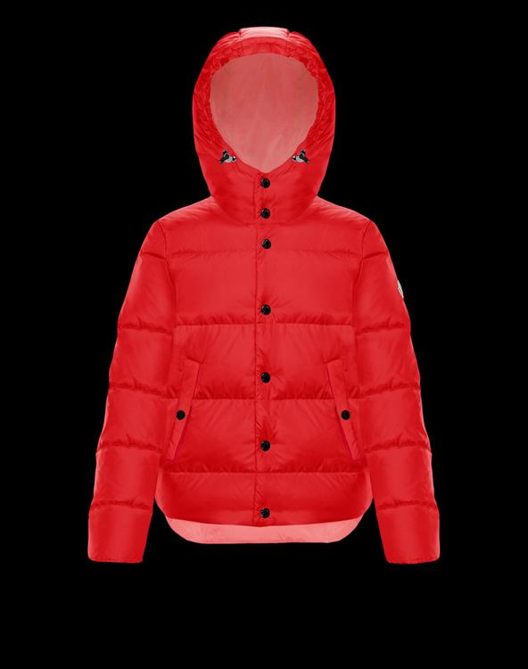 Moncler LENA Women Outerwear Red