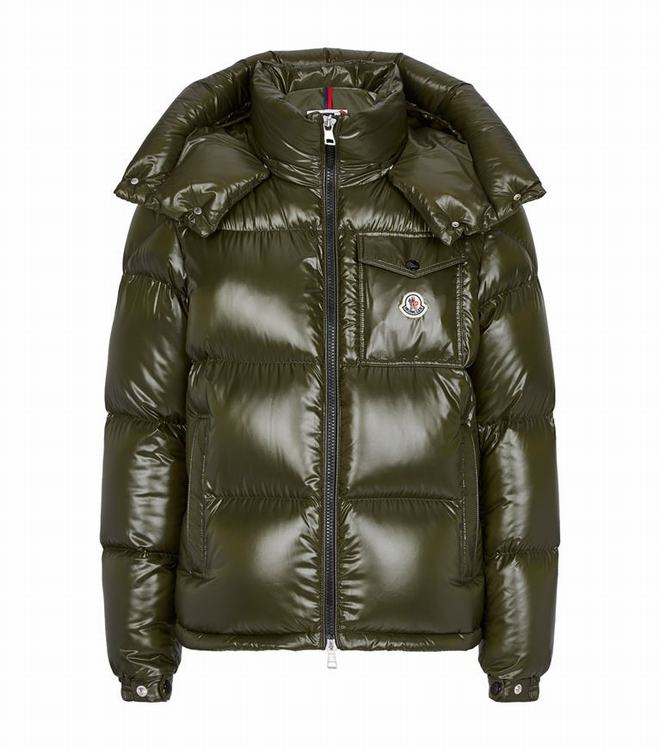 Moncler MONTBELIARD Men Jacket Army Green