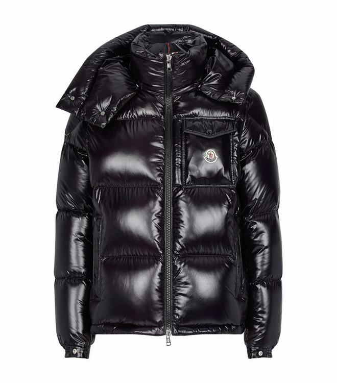 Moncler MONTBELIARD Men Jacket Black
