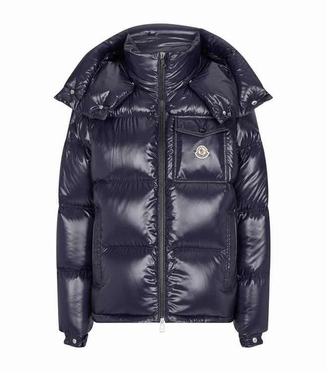 Moncler MONTBELIARD Men Jacket Blue
