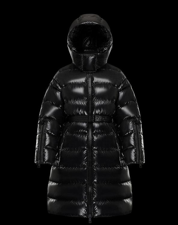 MONCLER AMELANCHIER Womens Done Jacket Black