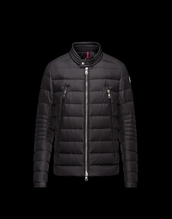 MONCLER AMIOT MENS OUTERWEAR Brown