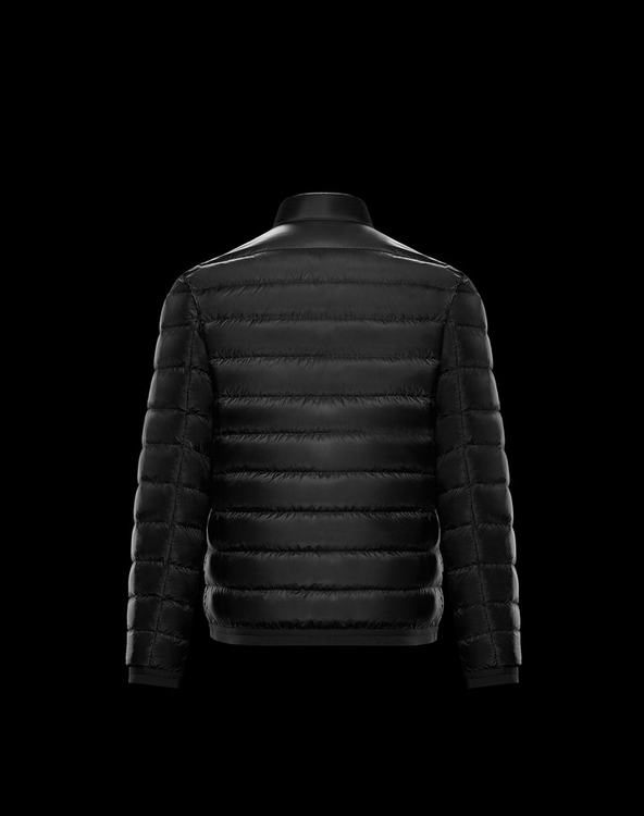 MONCLER NEVEU MENS OUTERWEAR Black
